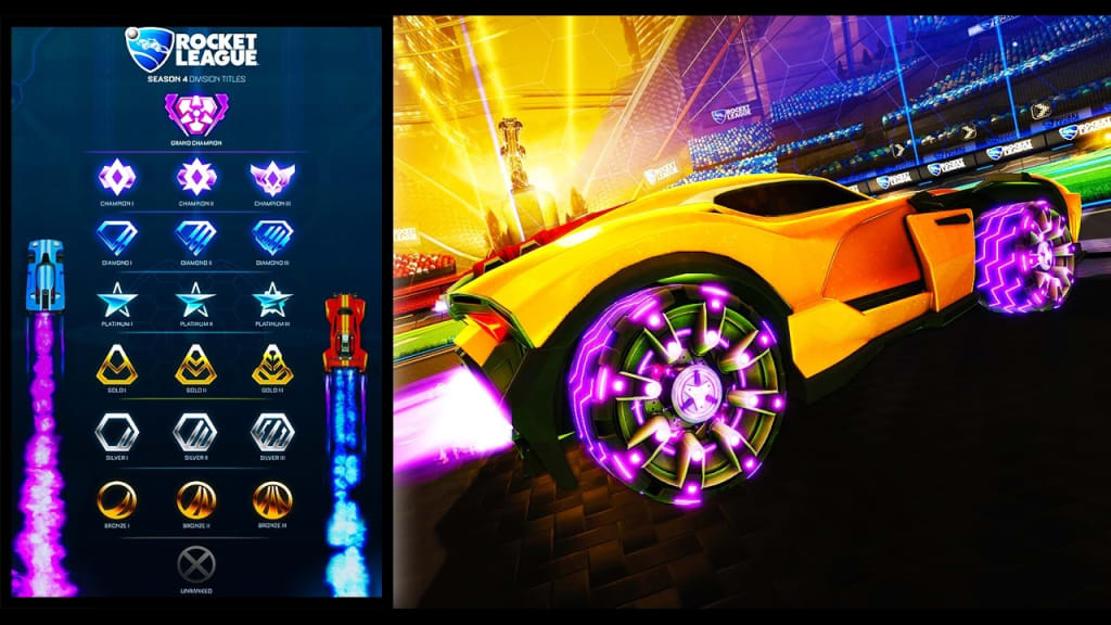 How to Rank Up in Rocket League