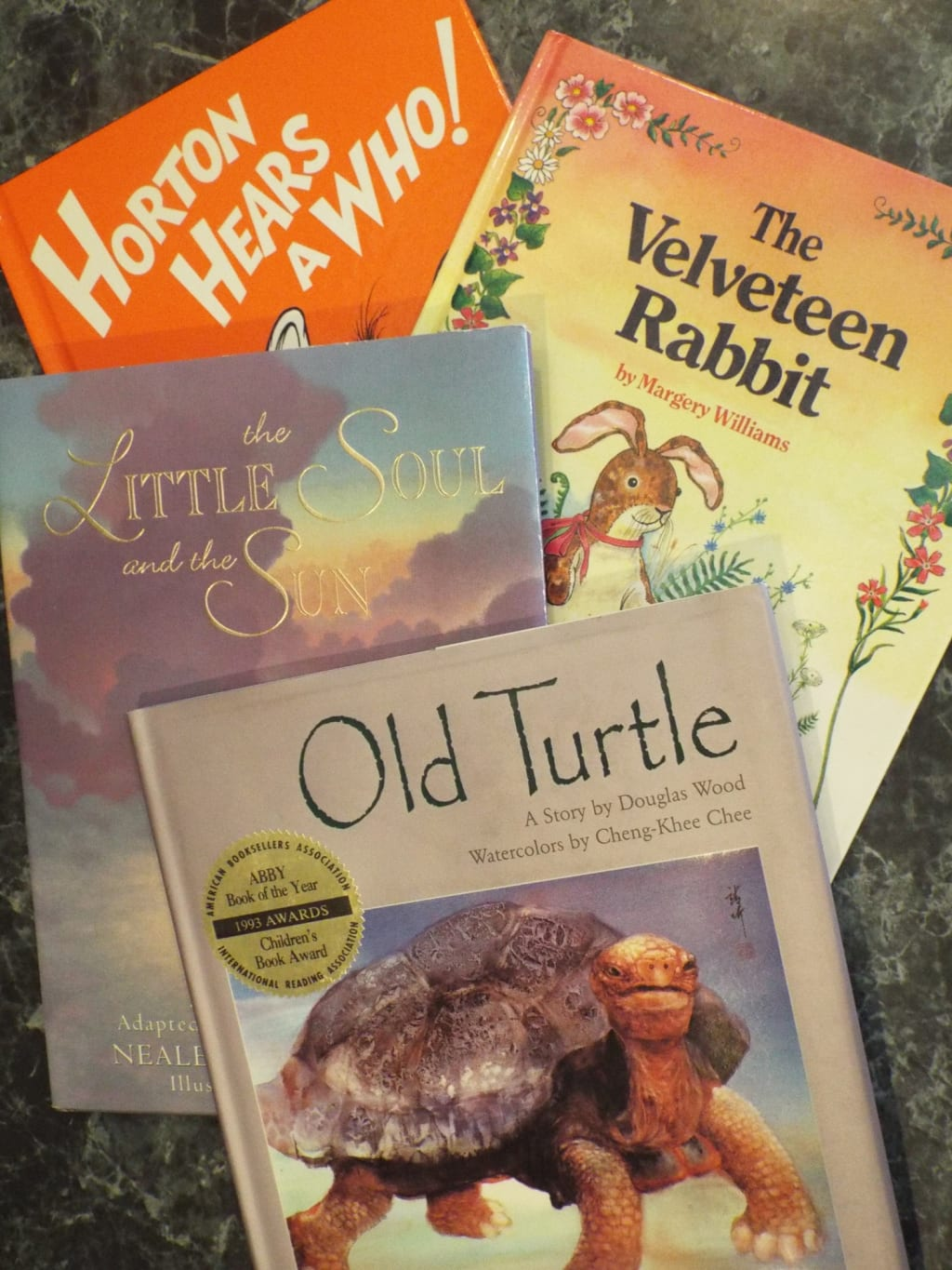5 Children's Books for Adults