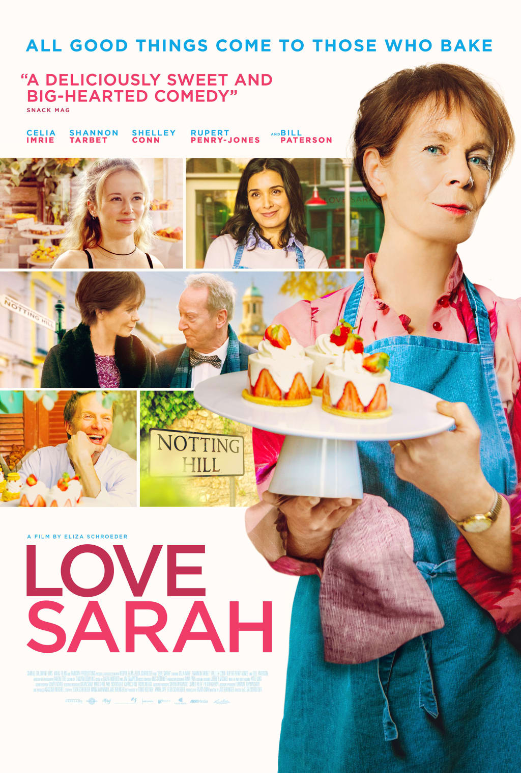 Movie Review: 'Love Sarah'