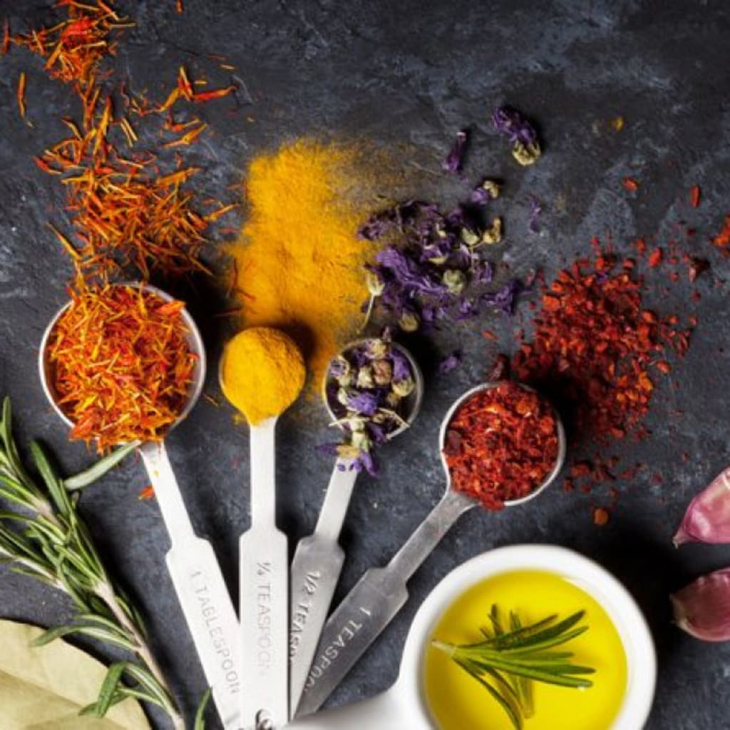 Flavors to Broaden Your Spice Pantry