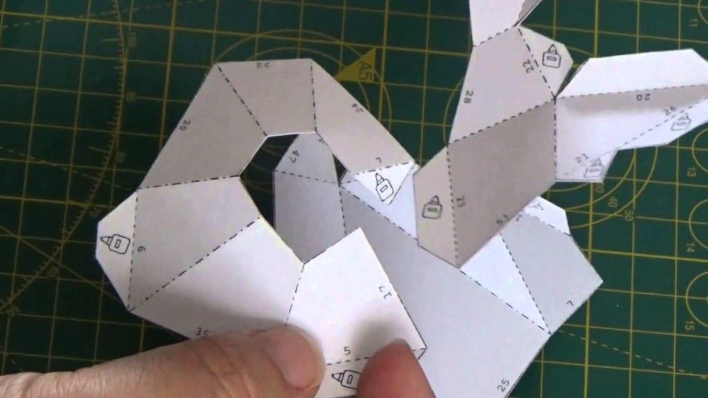 Paper Craft Tachniques