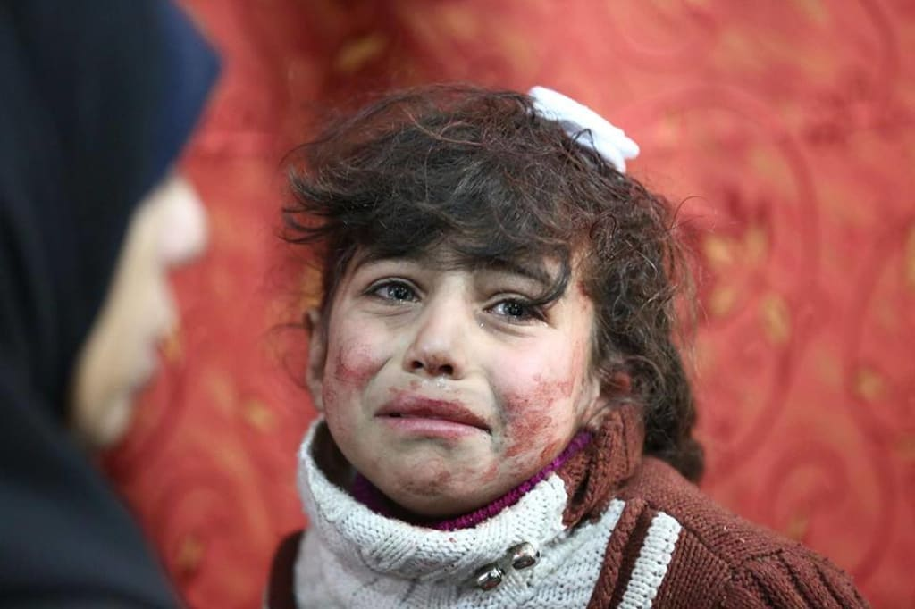 Mind of a Syrian Child