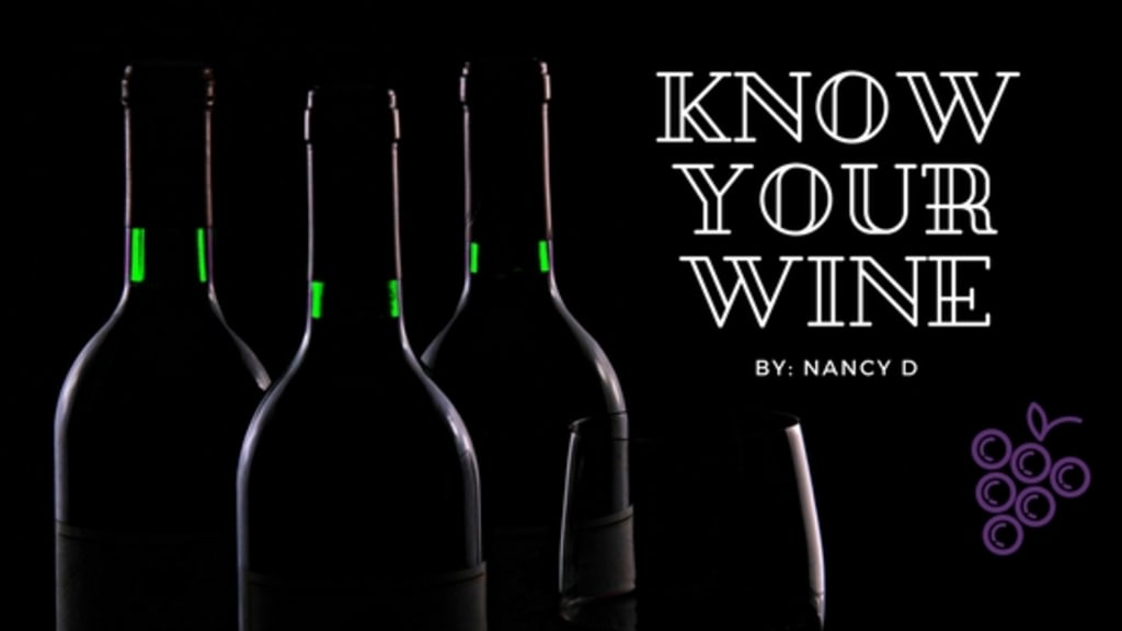 Know Your Wine