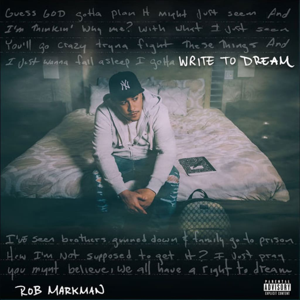 Review: Rob Markman's 'Write To Dream'