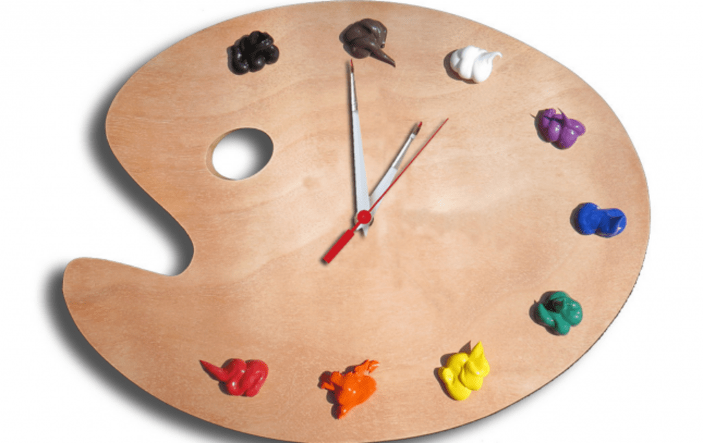 5 Time Management Tips for Artists