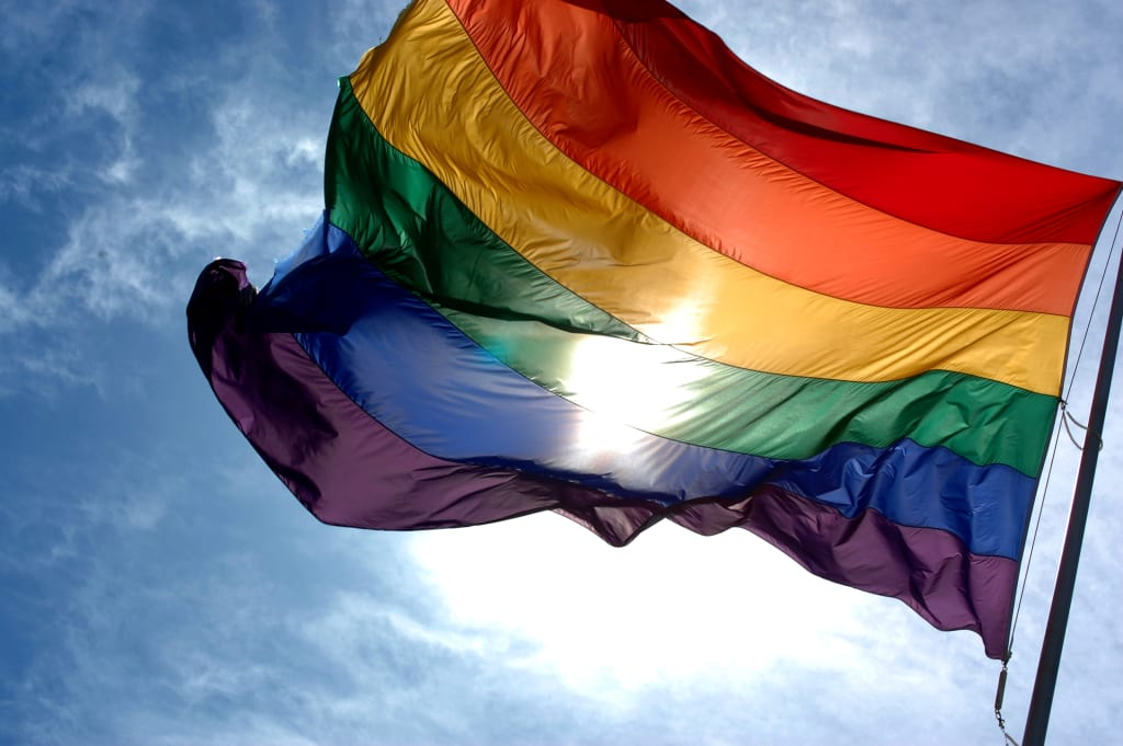 LGBTQIA People Aren't Oversensitive, They're Just Bored of Being Used as a Punchline