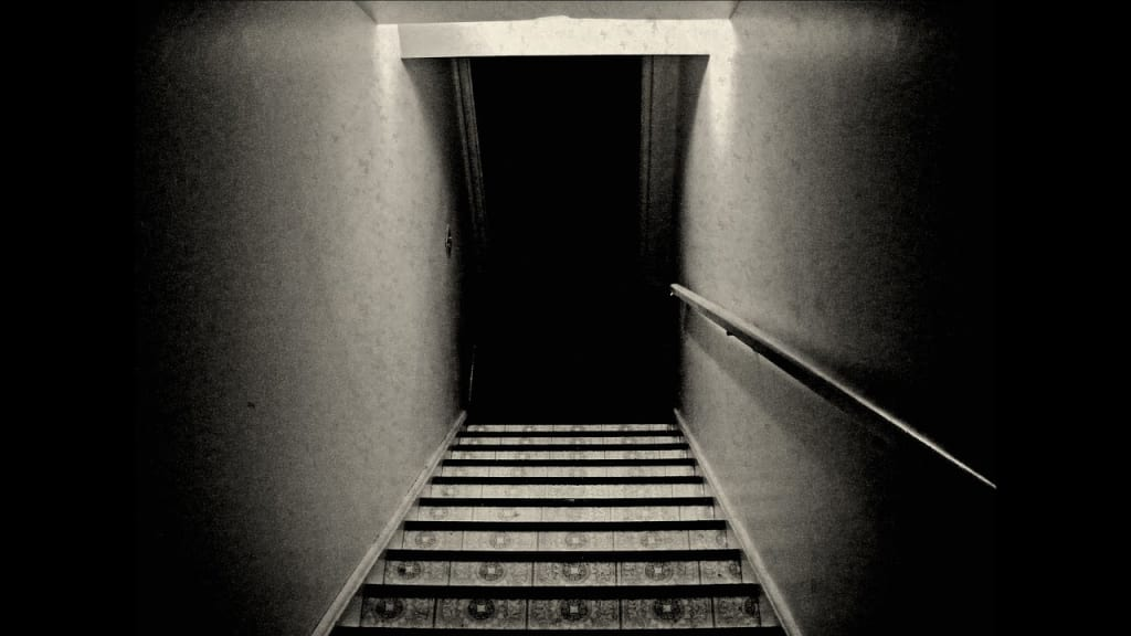 Don't Go Upstairs