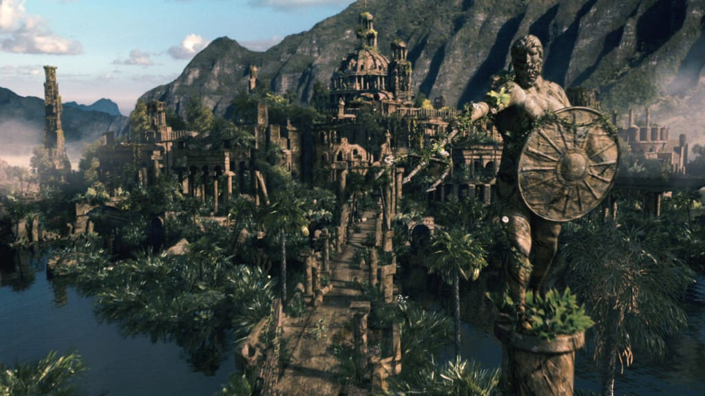 Atlantis & Beyond: 8 Legendary & Mythical Movie Settings Which People Believed Were Real