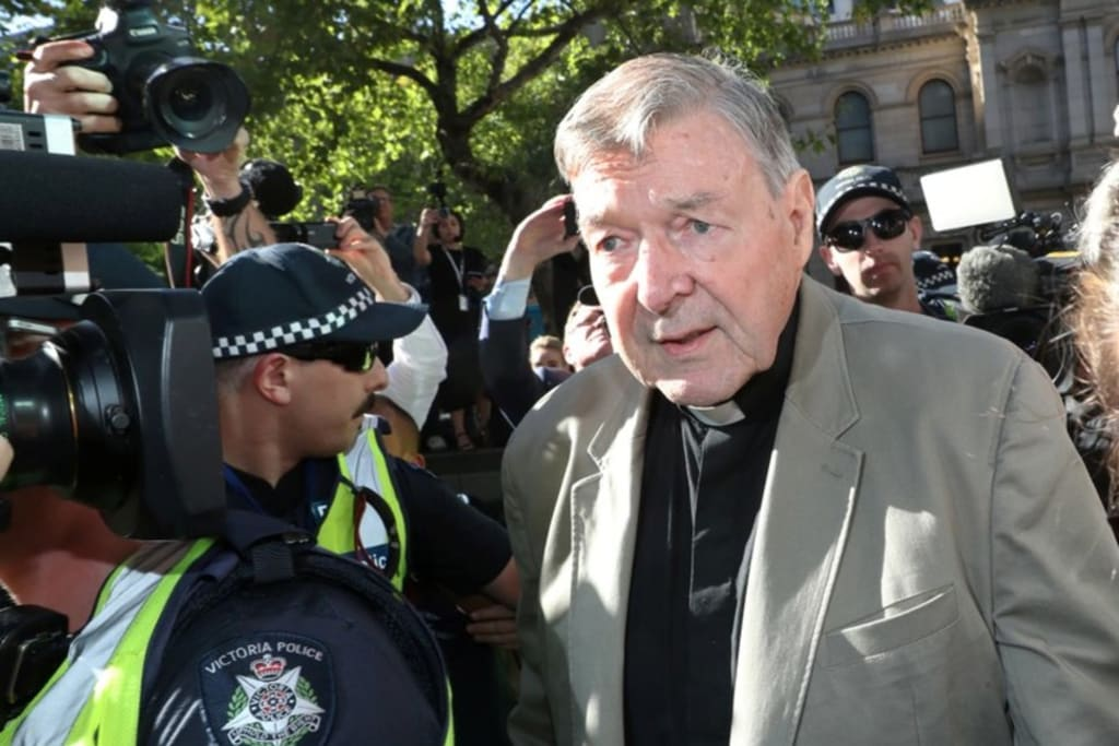 A High-Ranking Catholic Cardinal Receives Six Years in Prison for Sexual Abuse of Minors