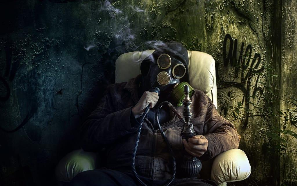 Gas Mask Bongs for Cannabis Connoisseurs
