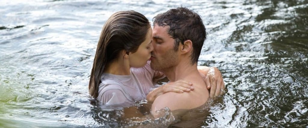 Review of 'The Best of Me'