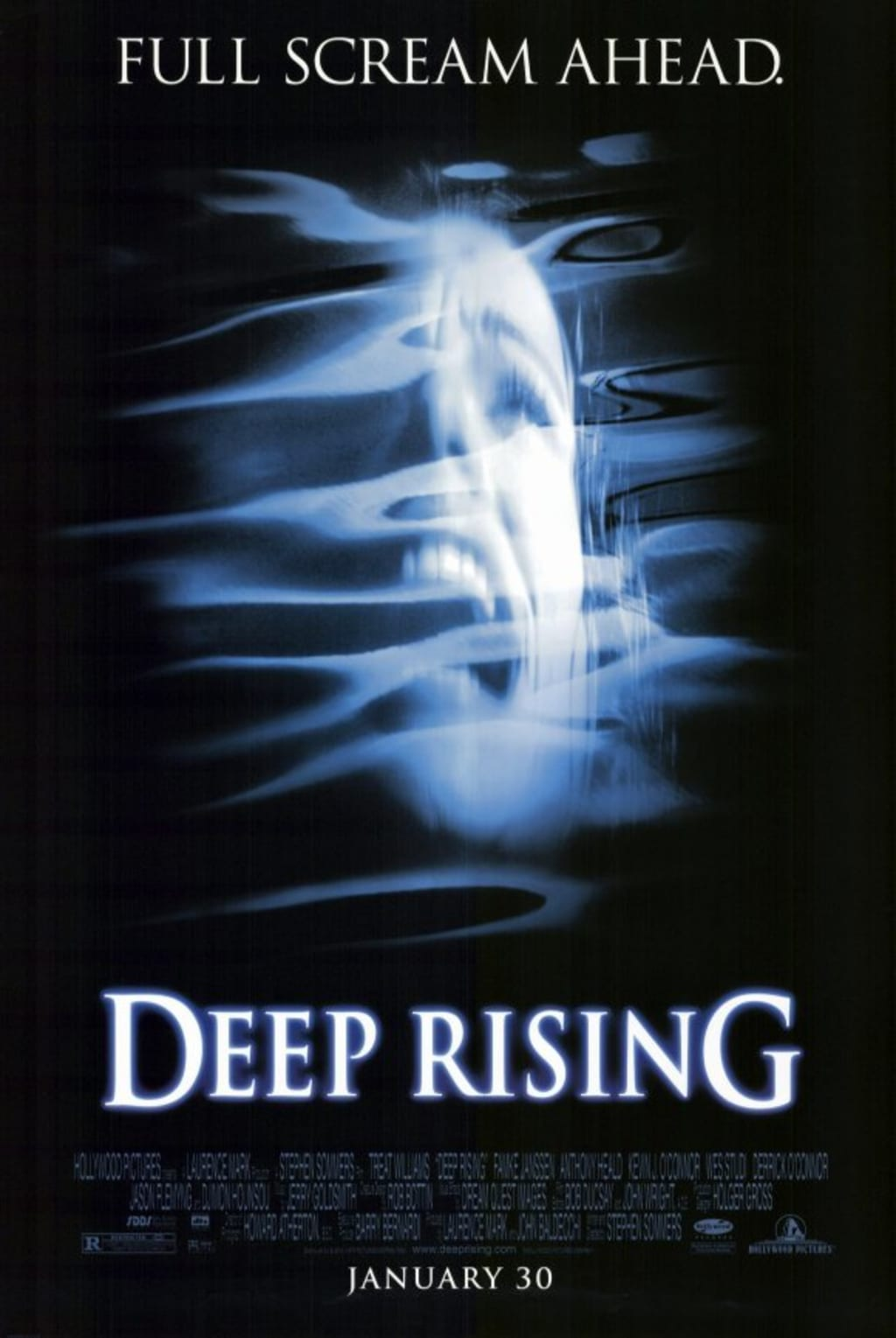My Boyfriend Makes Me Watch Ridiculous Movies: 'Deep Rising'