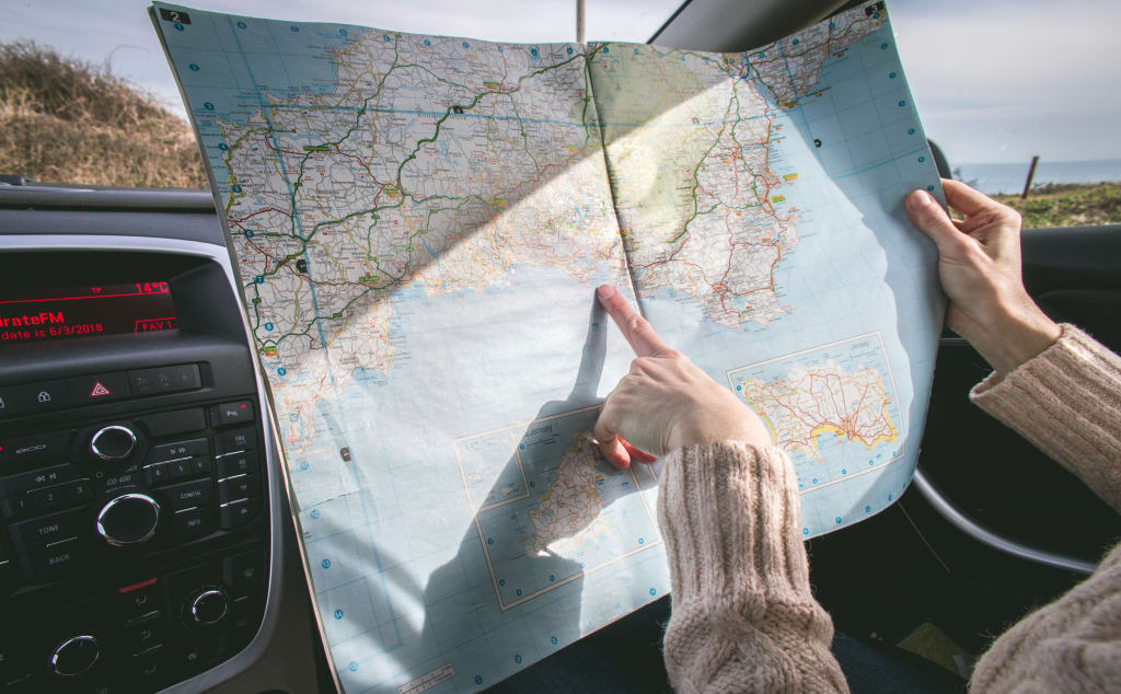 10 Useful Tips for Traveling Around the US in a Car