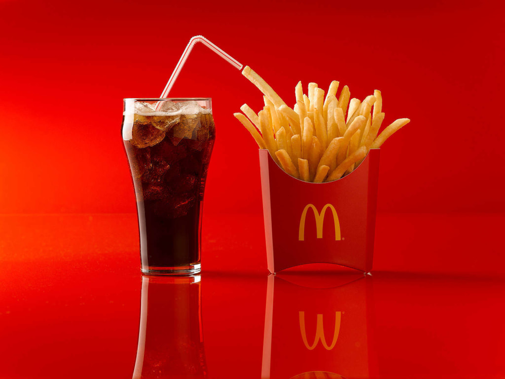 Why McDonald's Coke Tastes Better