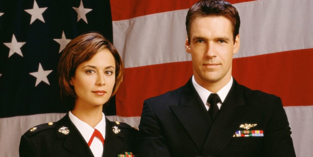 Could 'JAG', the Successful Military Series, Be The Next Reboot for CBS?