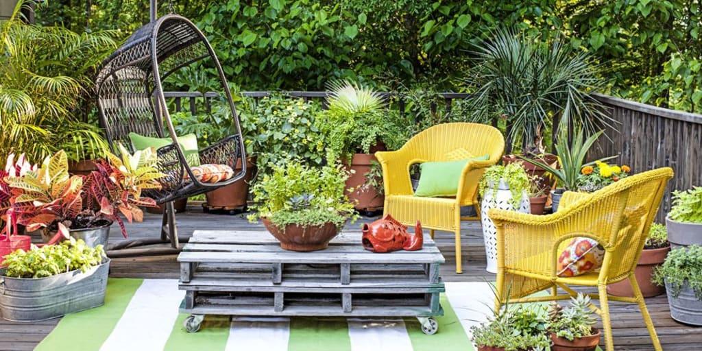 Eco-Friendly Design: Green Backyard Ideas