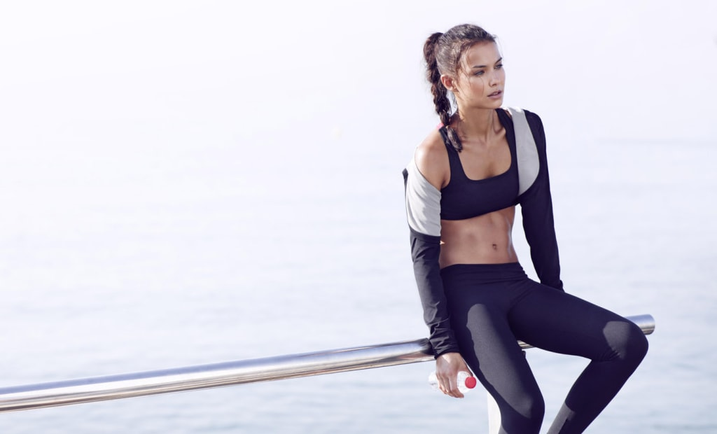 Fitness Fashions That You Need to Try