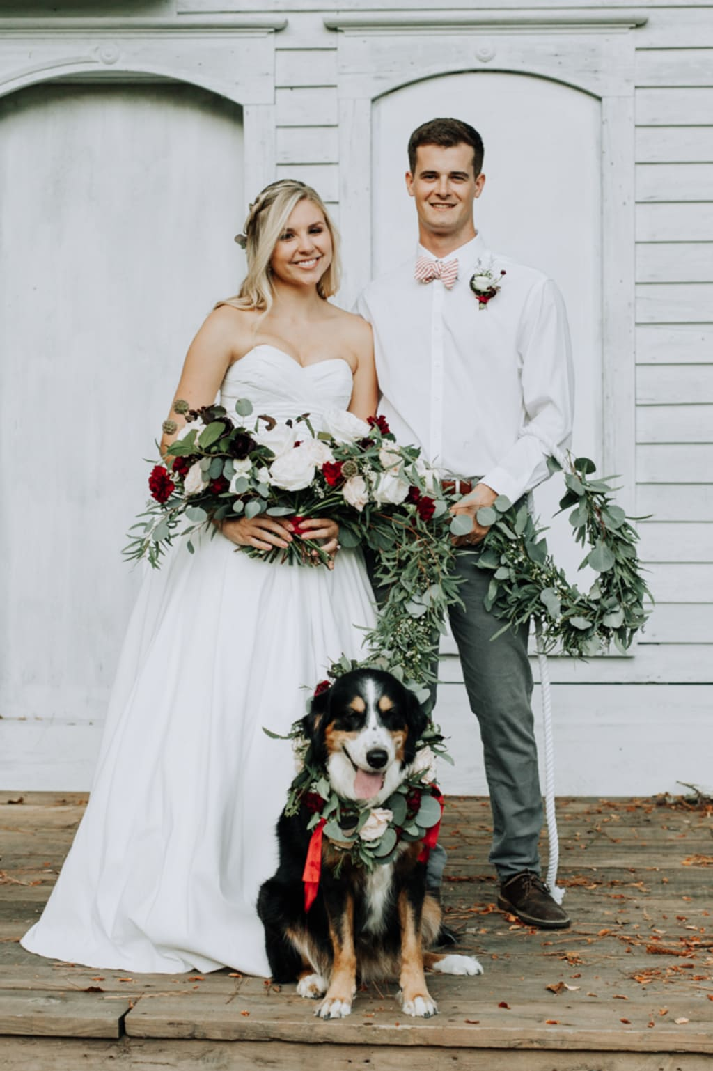 How to Incorporate Your Fur Baby into Your Wedding