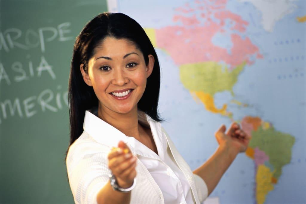 What Makes a Great Teacher?