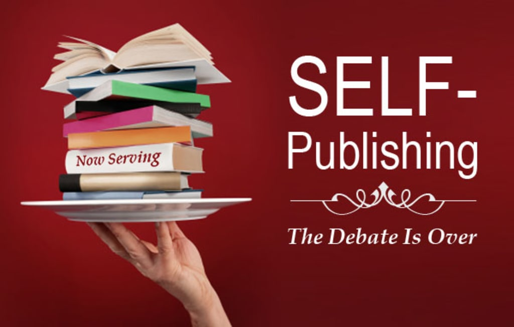 The Demonization of Self Publishing Needs to Stop