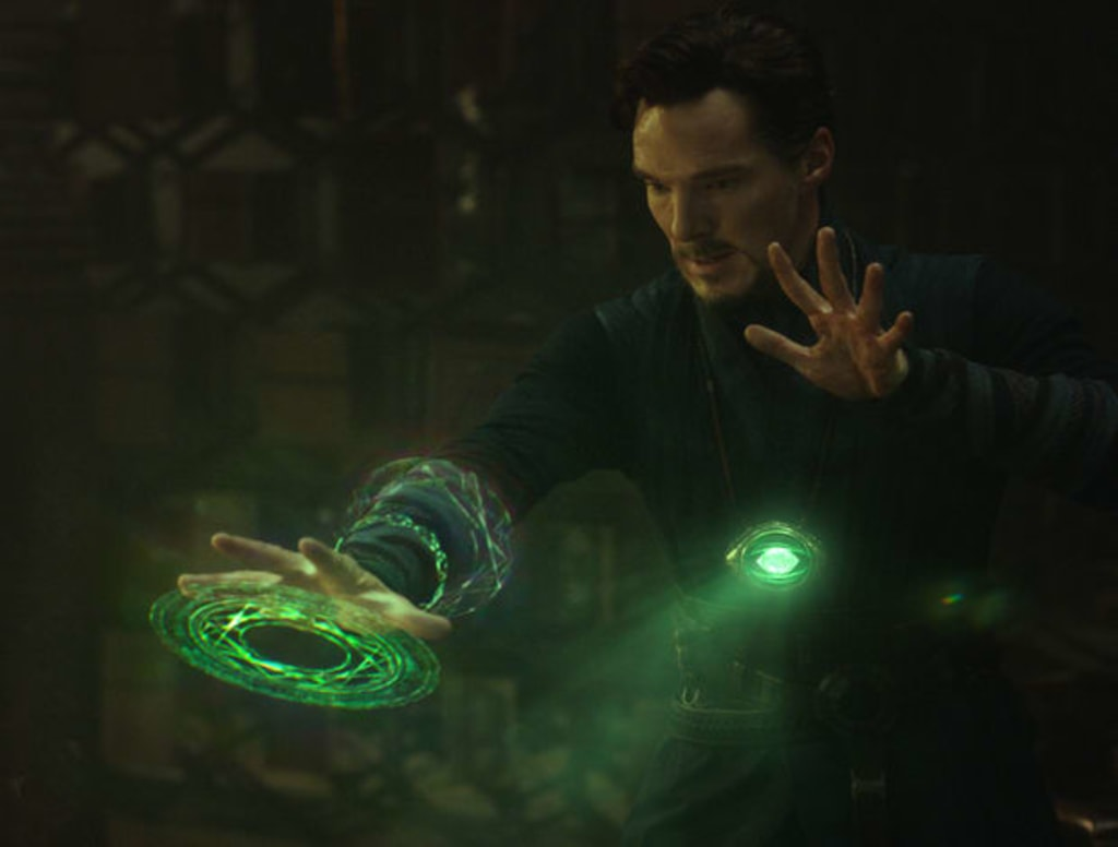 Exactly When in MCU History is 'Doctor Strange' Set?