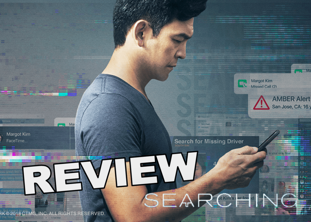 'Searching' Is a Well-Directed Crime Thriller Complete with Suspense and Twists