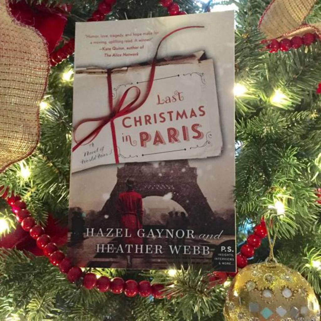 Last Christmas In Paris Book.Last Christmas In Paris Book Review Spoilers Ahead