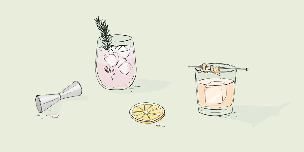 Low Calorie Vodka Cocktail Recipes