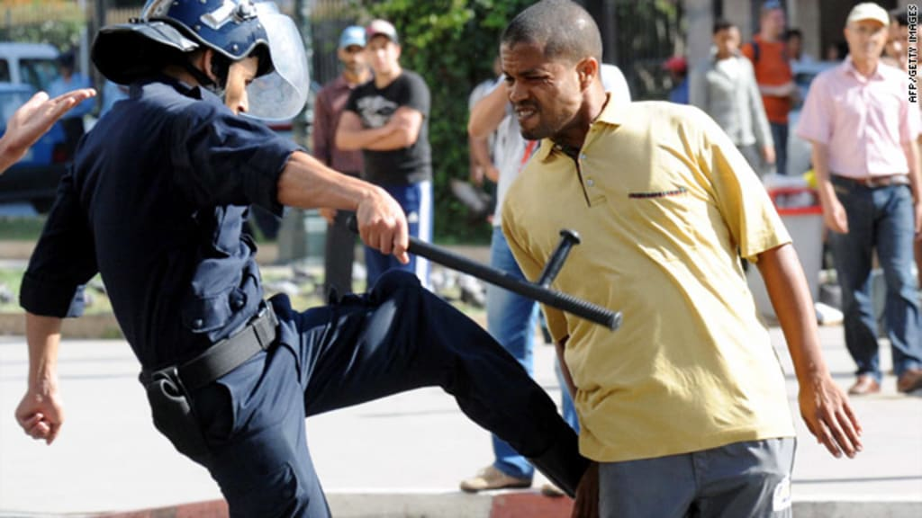The Truth Behind Police Violence in America