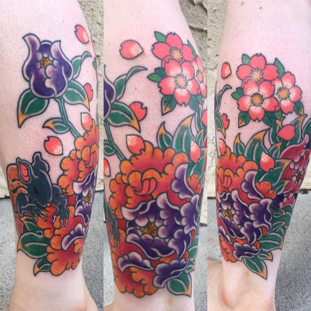 Tattoos: Difficult Healing for Sensitive Skin
