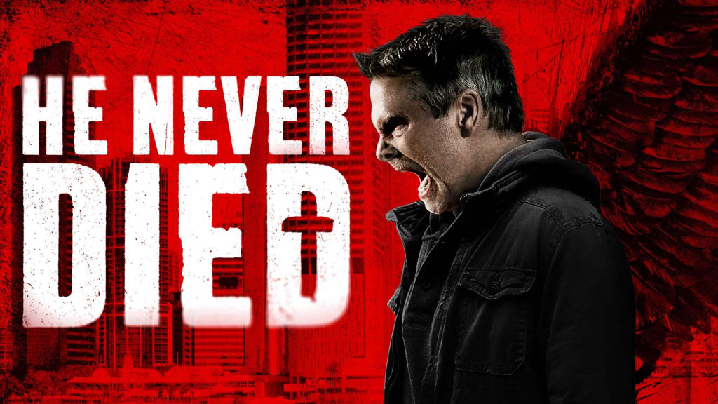 Reed Alexander's Review of 'He Never Died' (2015)