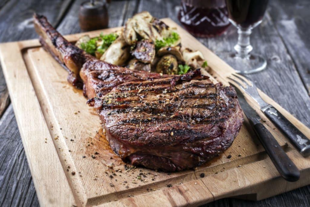 The Tomahawk Steak