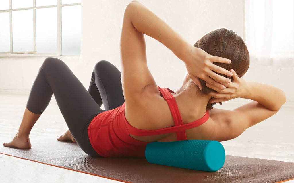 Everything You Need to Know About Foam Rollers