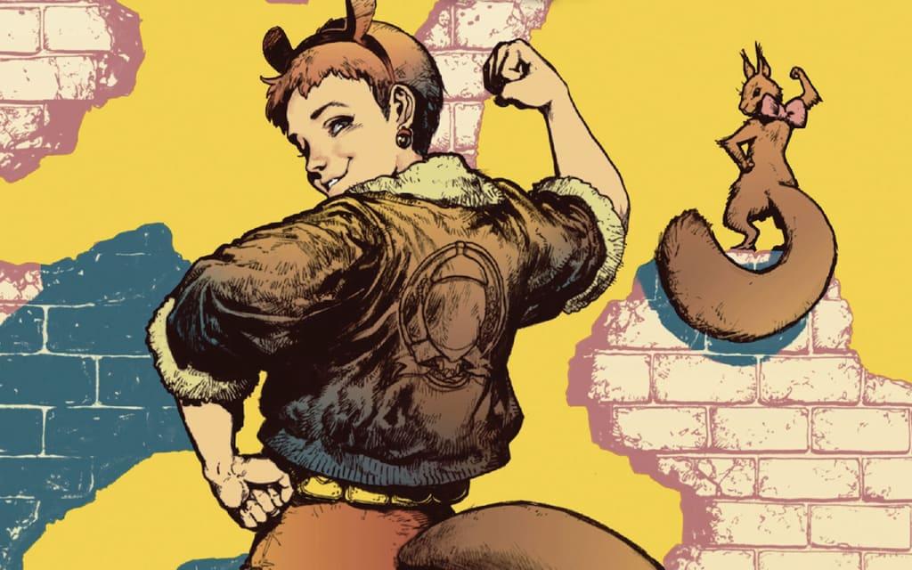 Original Female Superheroes