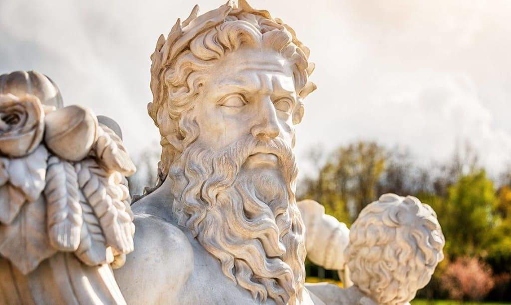 Father of the Gods: Zeus