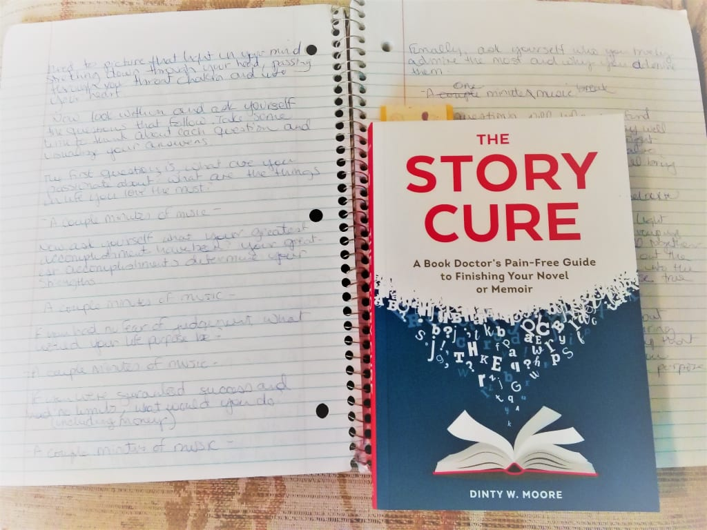 THIS Book Will Help You Finish Your Novel