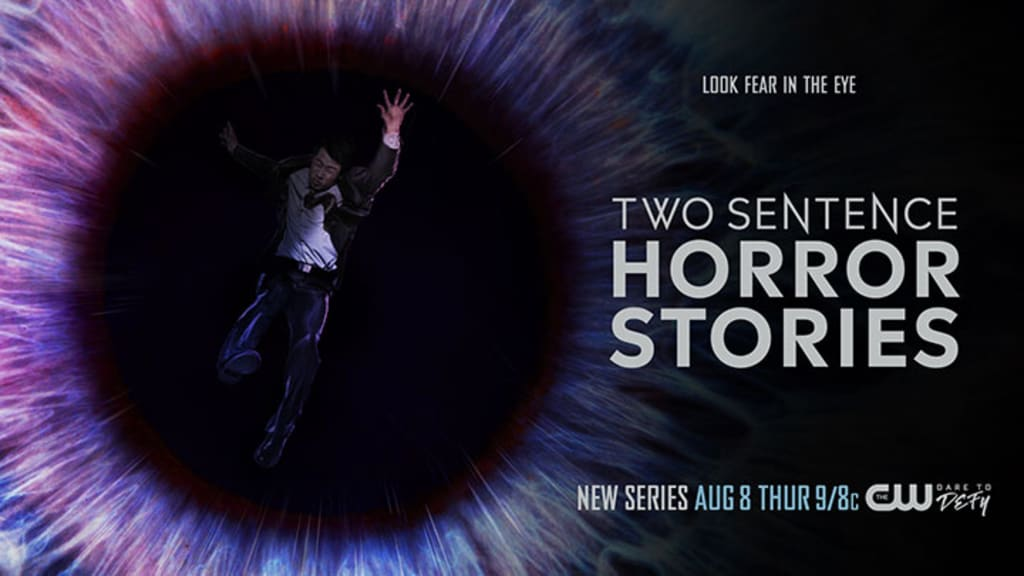 Two Sentence Horror Stories Airs Back-To-Back Episodes Thursday, 8/29