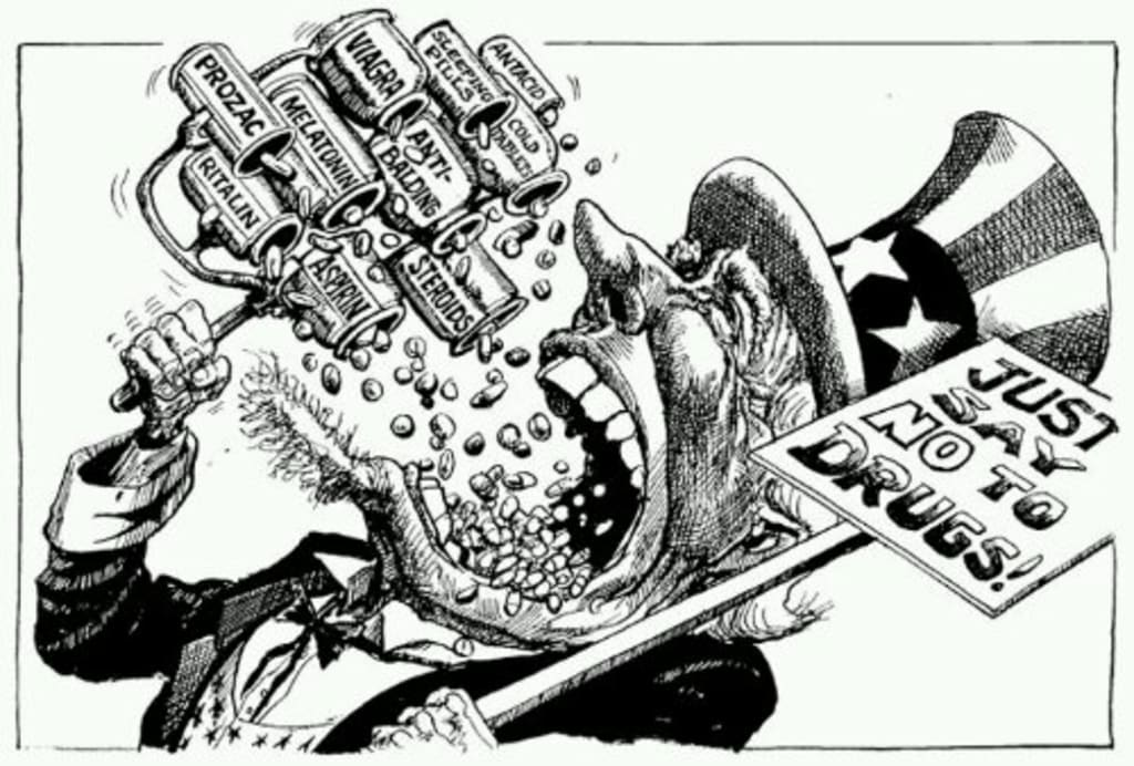 Big Pharma vs. Small Dealer