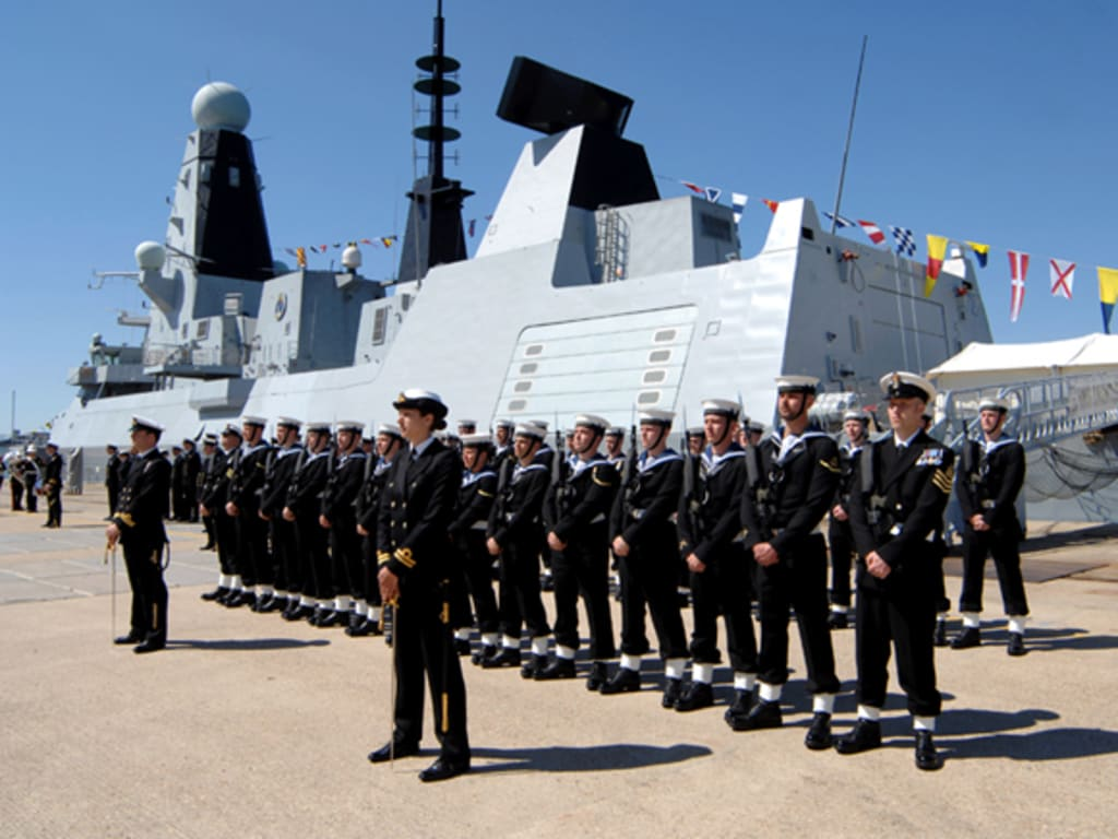 How Powerful Is the Royal Navy?
