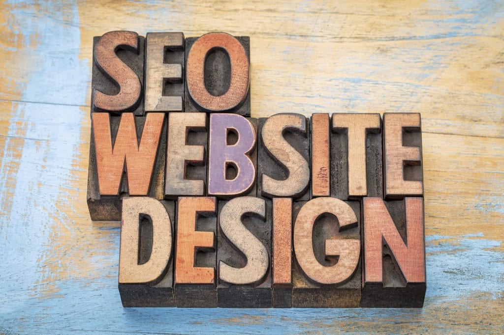 Business Website Design & SEO - Why You Need to Implement SEO Strategy First