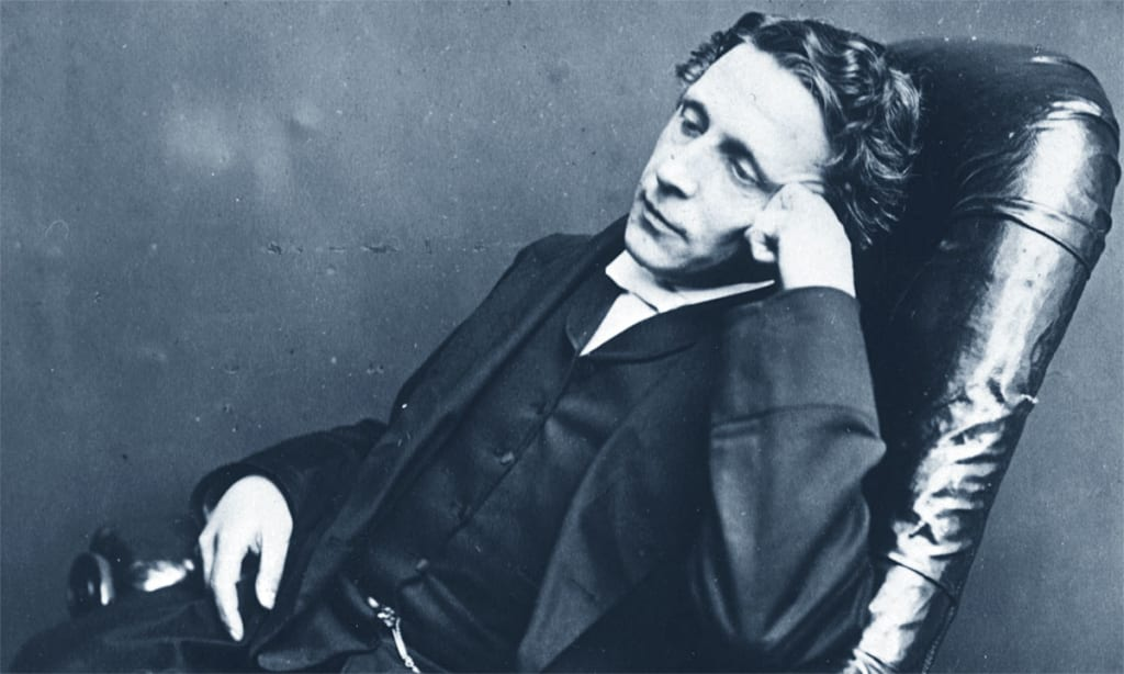 Was Writer Lewis Carroll Jack the Ripper?