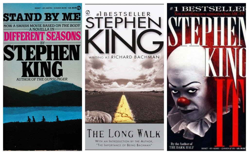 Stephen King & the Ambiguously Gay Trope