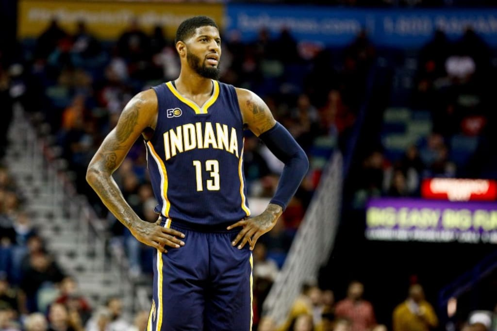 Why Boston Is Better off Leaving Paul George Alone