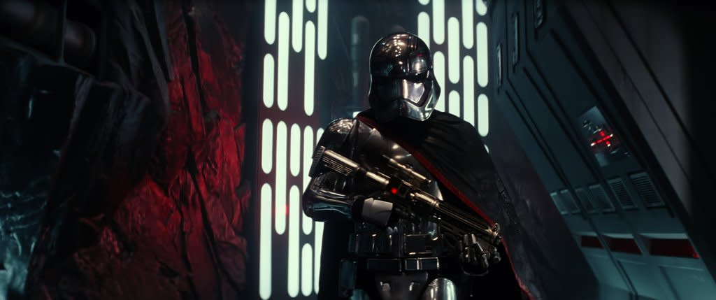 'Rogue One' Theory: Could Jyn Erso Be a Young Captain Phasma?