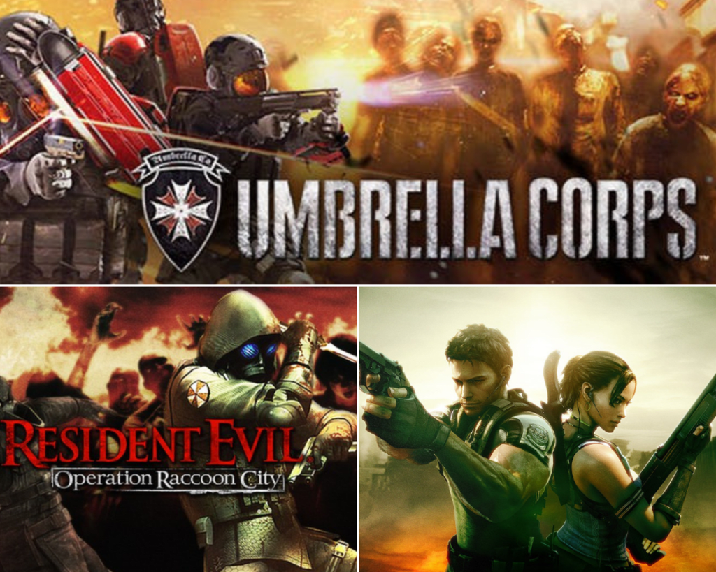 'Resident Evil's' Complicated History with Multiplayer