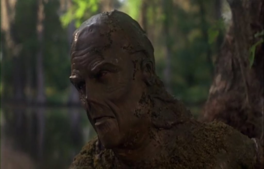 'Swamp Thing' Movie Review - Camping Out in the Swamp
