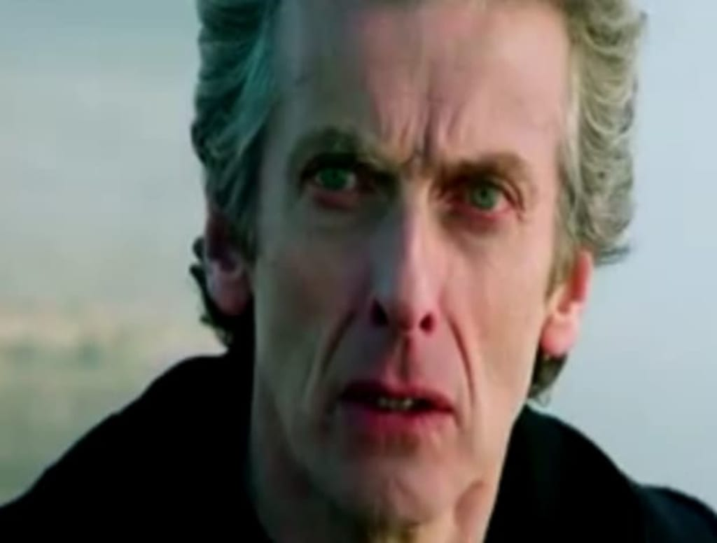 It's Here! First Official Doctor Who Series 9 Trailer Has Landed!