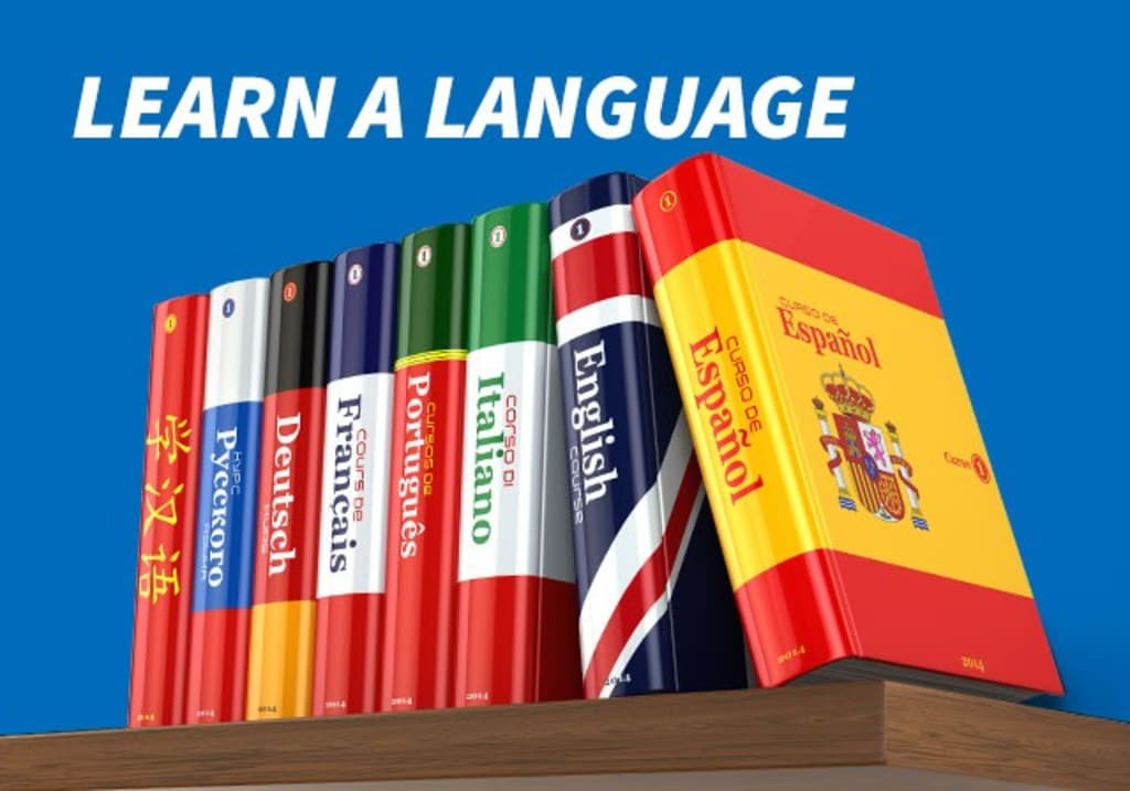 How to Learn a Language