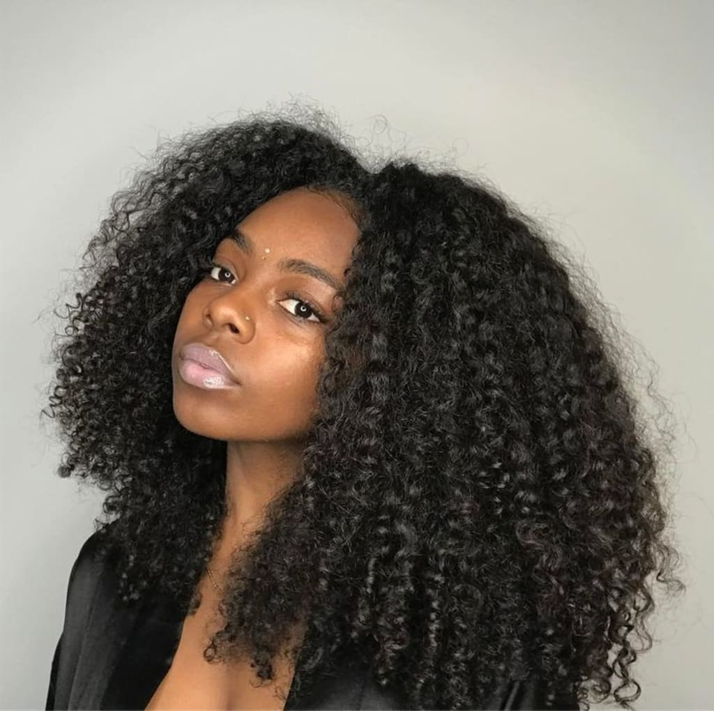 How to Grow Healthier Curls FASTER