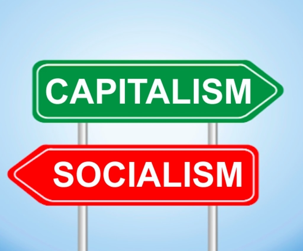 The Middle Class: Separating Capitalism from Socialism